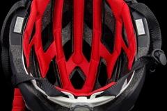 Inteligentny kask rowerowy MFI Urban - środek