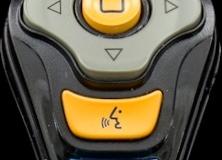 Inteligentny kask rowerowy MFI Urban - kontroler