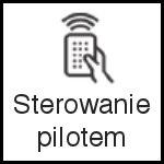 ikona kask rowerowy - sterowanie pilotem