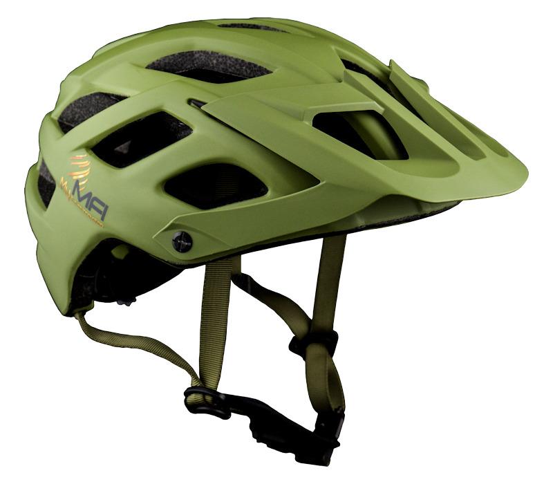 Inteligentny kask rowerowy MTB MFI Explorer